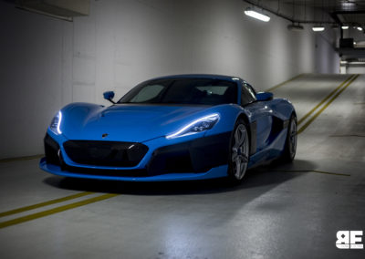 Rimac C-Two 156